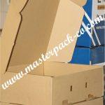 جعبه ای فولود دو رو کرافت نمایشگاه پتروشیمیjpg