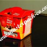 صنایع بسته بندی مسترپک تولید جعبه مقوایی و لمینتی